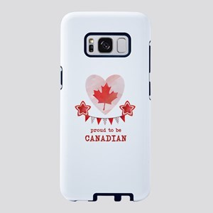 Proud to be Canadian Samsung Galaxy S8 Case