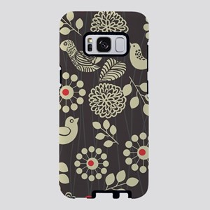 Woodland Birds Samsung Galaxy S8 Case