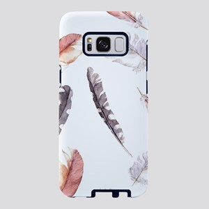Feathers Samsung Galaxy S8 Case