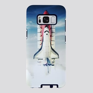 Space Shuttle Launch Samsung Galaxy S8 Case