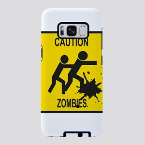 zombies Samsung Galaxy S8 Case