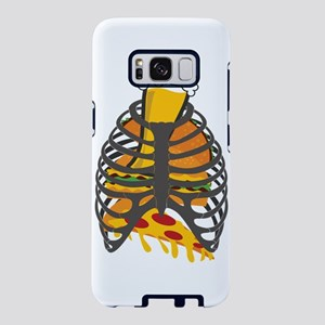 Frat Guy Skeleton Rib Cage Samsung Galaxy S8 Case