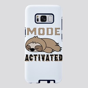 Sloth Mode Activated Samsung Galaxy S8 Case