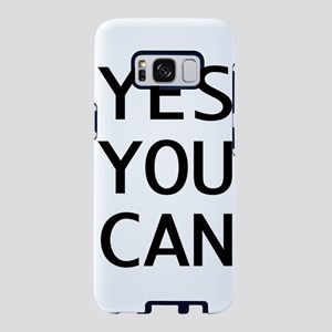 yes you can Samsung Galaxy S8 Case