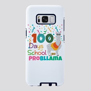 100 Days of School for Kind Samsung Galaxy S8 Case