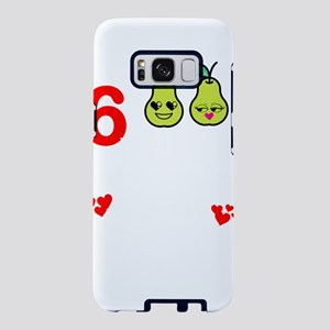 6th Anniversary Great Pear Samsung Galaxy S8 Case