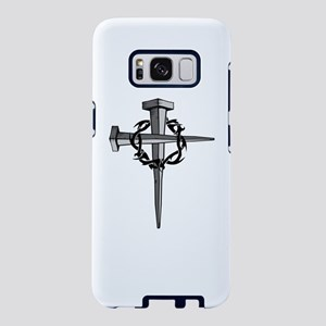 Nail Cross Samsung Galaxy S8 Case