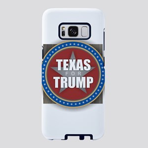 Texas for Trump Samsung Galaxy S8 Case