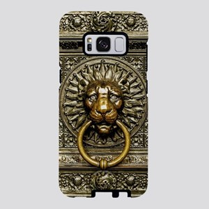 Doorknocker Lion Brass Samsung Galaxy S8 Case