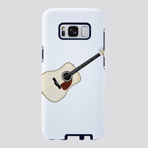 Pale Acoustic Guitar Samsung Galaxy S8 Case