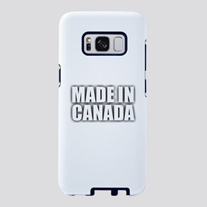 Made in Canada Samsung Galaxy S8 Case