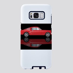Very Fast Red Car Samsung Galaxy S8 Case