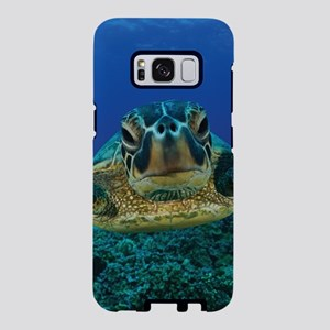 Turtle Swimming Samsung Galaxy S8 Case