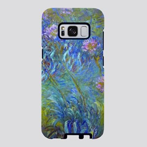Agapanthus Monet Fine Art Samsung Galaxy S8 Case