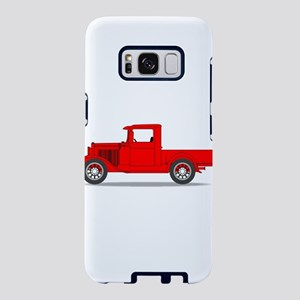 Early Pickup Truck Samsung Galaxy S8 Case