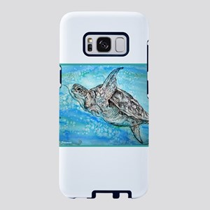 Sea Turtle! Wildlife art! Samsung Galaxy S8 Case