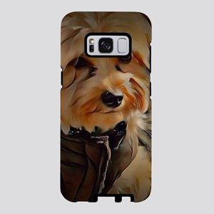 Copper with coat Samsung Galaxy S8 Case