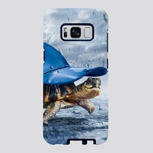 Turtle With Cap Samsung Galaxy S8 Case