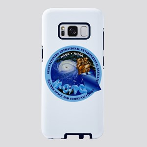 GOES Hughes Logo Samsung Galaxy S8 Case