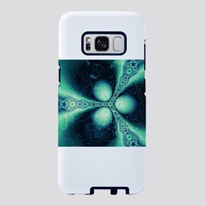 Fractal Ice Samsung Galaxy S8 Case