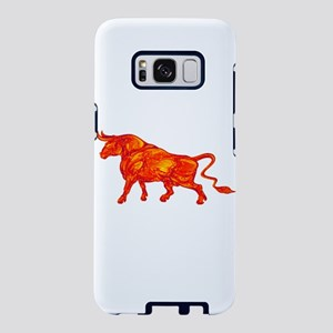 THE BULL RUN Samsung Galaxy S8 Case