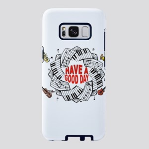 MUSICAL DAY Samsung Galaxy S8 Case