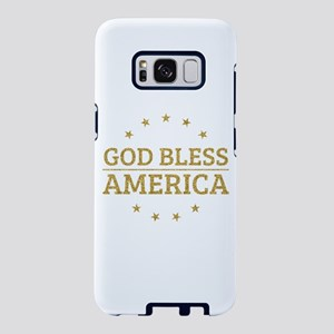 God Bless America Patriot G Samsung Galaxy S8 Case