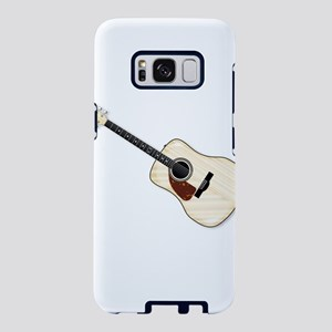Left Handed Acoustic Guitar Samsung Galaxy S8 Case