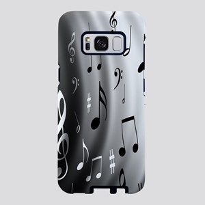 Music Notes Samsung Galaxy S8 Case