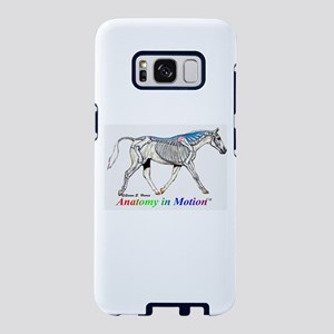 Visible horse skeleton Samsung Galaxy S8 Case