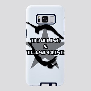 Tumbling and trampoline Samsung Galaxy S8 Case