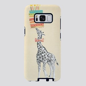 Birthday Giraffe Samsung Galaxy S8 Case