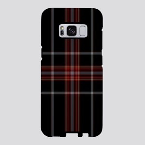 scottish tartan patterns Samsung Galaxy S8 Case