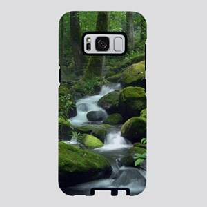 Summer Forest Brook Samsung Galaxy S8 Case