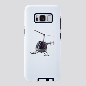 Helicopter Flying Aviation Samsung Galaxy S8 Case