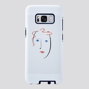 woman Samsung Galaxy S8 Case