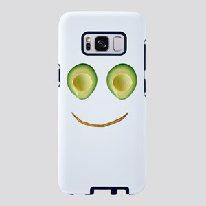 Cute Avocado Face 4rhonda Samsung Galaxy S8 Case
