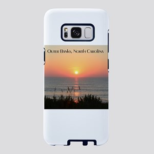 Outer Banks Sunrise Samsung Galaxy S8 Case