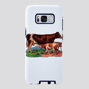 Cow And Calf Samsung Galaxy S8 Case