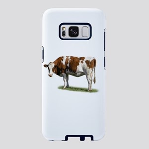 Cow Photo Samsung Galaxy S8 Case