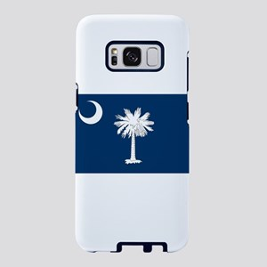 South Carolina State Flag Samsung Galaxy S8 Case