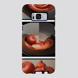 Pomegranate Tryptich Samsung Galaxy S8 Case