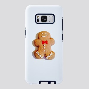 Gingerbread Cookie 4Mike Samsung Galaxy S8 Case