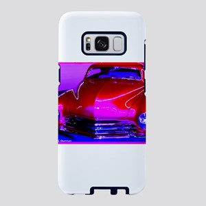 Bright, red car! Photo! Samsung Galaxy S8 Case