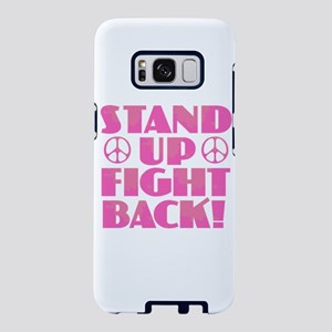 Stand Up Fight Back Samsung Galaxy S8 Case