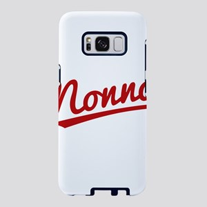 Nonno Red Letters Gift Idea Samsung Galaxy S8 Case