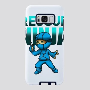 Rescue Ninja Nurse Nursing Samsung Galaxy S8 Case