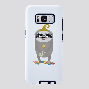 Wizard Sloth Halloween Samsung Galaxy S8 Case