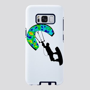 THE POWER ZONE Samsung Galaxy S8 Case