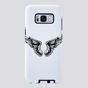 Angel Wings Galaxy S8 Cases - CafePress